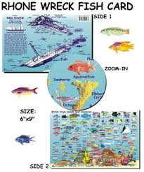 Bvi Navigation Charts 5 Useful Books Maps For Planning Your Bvi Charter Vacation
