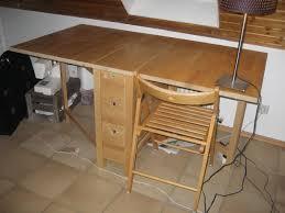 Astonishing Folding Kitchen Table Small Spaces Photo Inspiration