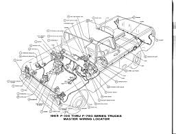 64 ford f100 wiring 74 ford truck headlight switch wiring great hight resolution of auto wiring diagram 1964 ford f100 thru f750 truck master 1964 f100