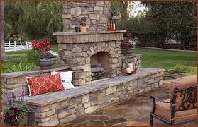 top outdoor wood burning fireplace kits building outdoor backyard fireplace kits