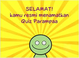 Quiz parampaa 3 kita semua level 1. Kunci Jawaban Quiz Parampa 1 Update Sumber Ilmu Dan Informasi