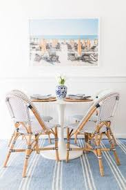 Looklacquered furniture inspriation picklee Painted Furniture Beachy Coastal Lake House Dining Room Lemon Stripes Kitchen Reveal Featuring Riviera Side Chairs By Serena Lily Pinterest 599 Best Diys Home Inspiration Picklee Images Bricolage