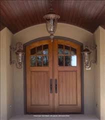 craftsman double front door. Craftsman Style Wood Double Entry Door. Front Door O