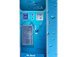 Filtered Water Vending Machine Simple Water Purification And Vending Machine Prefundia