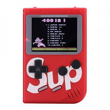 Máy chơi game G1 Plus cầm tay với 400 trò chơi (màu ngẫu nhiên)