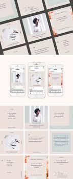 Free Design Templates For Instagram Hepburn Free Instagram Templates Instagram Mockup Free