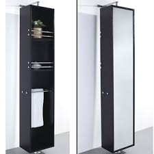 modern bathroom storage cabinets. Simple Bathroom Barcelona Rotating Storage Cabinet Espresso Free Shipping Pertaining To Modern  Bathroom Design 6  Cabinets S
