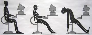 sitting posture and your pelvic floor