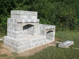 Wood-Fired Outdoor Brick Pizza Oven and Outdoor Fireplace by The Grunick  Family and BrickWood