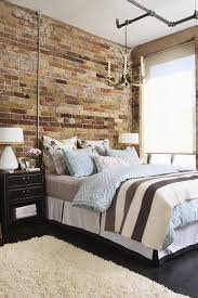 Brick Wall Bedroom Ideas 2