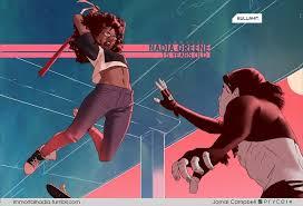 The Immortal Nadia Greene: Black Girl Too Fly To Die - Black Nerd Problems