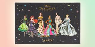 the disney and colour pop makeup collection is so magical we re willing to pay all the shipping fees