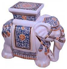 18 asian ceramic assorted color hand