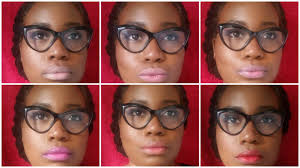 nyx er lipsticks swatches dark skin