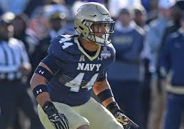 NFL Draft prospects in the 2017 Military Bowl