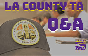 La County Ta Forget The Rumors Get The Facts Seiu