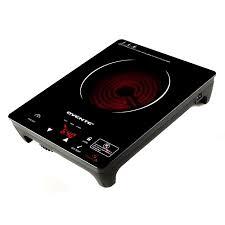 infrared countertop burner