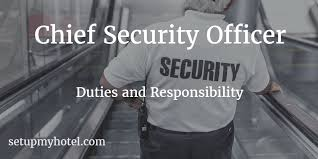 Catering Manager Job Description Classy Chief Security Officer Security Manager Job Description