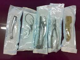 Dental Sterlization Sterilization Pouches 5 Important Steps In Using Self Adhesive