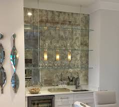 antique mirror mirrored subway tiles mirrored tiles for backsplash