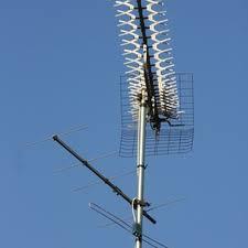 homemade highpower hdtv antenna diy tv