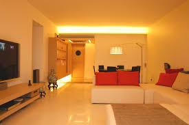 night room condo interior design idea