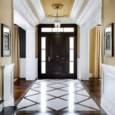 Inside Entrance Design Entrance Foyer Design Ideas Entry Traditional With White