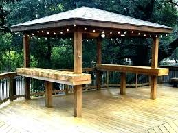 string lights backyard gazebo outdoor patio a inviting lighting battery operated uk led u
