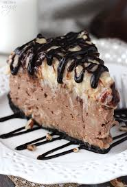 german chocolate cheesecake. Exellent German German Chocolate Cheesecake  A Chocolate Crust German Filling  And Coconut Pecan Topping Intended