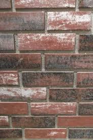 Painting Fake Brick Paneling Fake Brick Wall Cheap Tutamccom