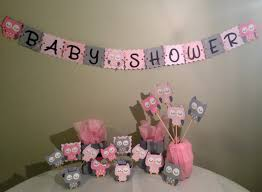 Owl Theme Baby Shower Decorations Ideas  Sandyu0027s Party PlansOwl Baby Shower Decor