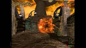 Nightmare Before Christmas: Oogie's Revenge - Gameplay PS2 HD 720P ...
