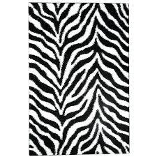 target rug zebra rug black and white zebra rug black white target a liked