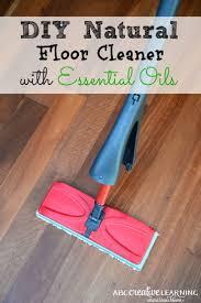 polishing laminate flooring vinegar