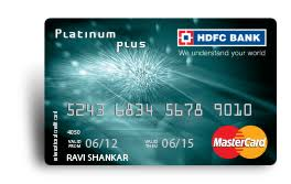 Smartbuy offer benefits are not applicable on usage of non hdfc bank payment instruments. Documents Required To Apply Platinum Plus Credit Card Hdfc Bank