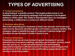 Service Advertisement Use Of Ict In Advertising Ppt Download