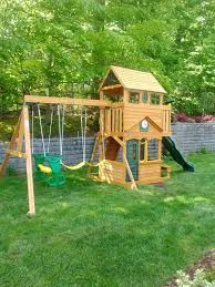 193 Best SwingSet Installer Images On Pinterest | Backyards ...