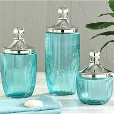 sea glass bathroom decor aqua glass bathroom accessories ribbed sea glass blue accessories for classy bathroom sea glass bathroom
