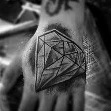 50 Tradičních Diamantových Tetovací Vzory Pro Muže Jewel Ink Ideas