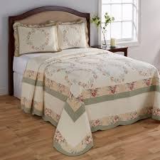 Cannon Elisabeth Quilted Bedspread &  Adamdwight.com