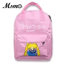 MSMO Японский Саманта Вега Sailor Moon Женщины <b>Рюкзак</b> ...