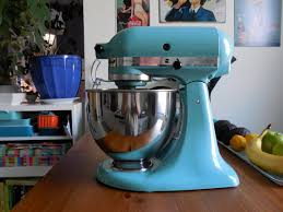Kitchen Aid Ice Blue Aqua Addiction Florriemarie