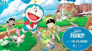 CGV Vincom Cao Lãnh - 🎬 Phim Doraemon: Nobita Và Những Bạn Khủng Long Mới  | Đang chiếu tại rạp.