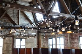 The lighting loft Conversion The Greenpoint Loft Wedding Lighting String Lights Saturday February 21 2015 Lights And Lights Universal Light And Sound Recent Events The Greenpoint Loft