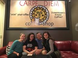 You can see how to get to carpe diem coffee shop on our website. Carpe Diem Coffee Shop 215 Market Ave N Canton Oh Coffee Tea Mapquest