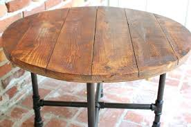 round dining table round wood table wood table top background