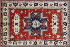 oriental kazak hand knotted persian rug