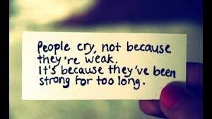 Quotes About Sad And Crying 45 Quotes