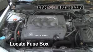 blown fuse check 1999 2003 acura tl 1999 acura tl 3 2l v6 2004 Acura TL Starter Fuse at 2000 Acura Tl Fuse Box Location