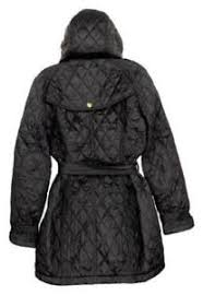 Burberry Brit Finsbridge Long Quilted Jacket In Black XS | eBay & Image is loading Burberry-Brit-Finsbridge-Long-Quilted-Jacket-In-Black- Adamdwight.com